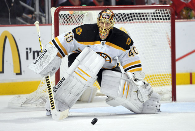 Thanks in part to Tuukka Rask's new contract Boston has a lot of money tied up in just five players. (USATSI)