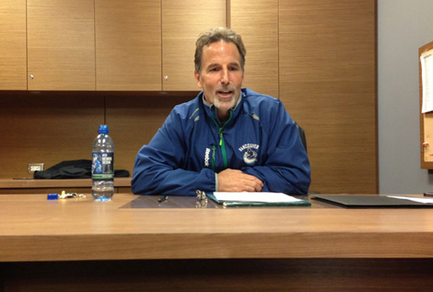 John Tortorella is the new coach of the Vancouver Canucks. (USATSI)
