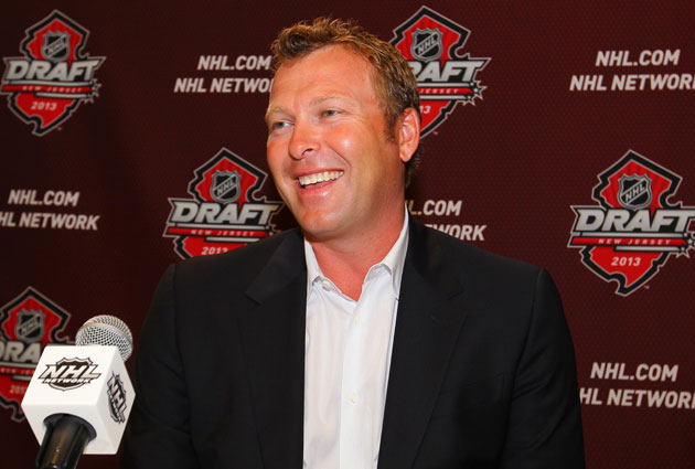 Is Martin Brodeur still good enough to start in the NHL? (USATSI)