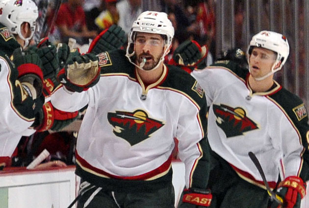 Cal Clutterbuck is headed to the Isles. (USATSI)
