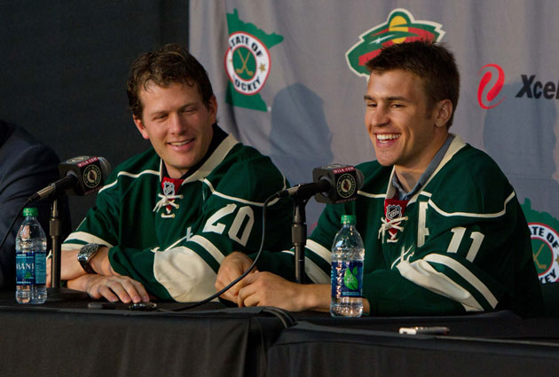 You won't see anymore deals like Ryan Suter's and Zach Parise's. (USATSI)