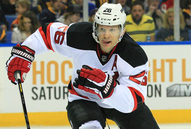 Patrik Elias is staying with the New Jersey Devils. (USATSI)