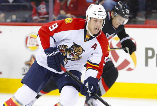 Stephen Weiss will be the second-line center for the Wings that they needed. (USATSI)