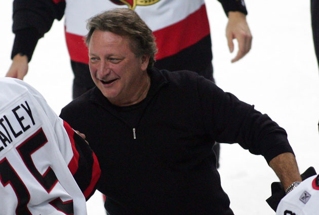 Eugene Melnyk has the Sens on their own salary cap. (USATSI)