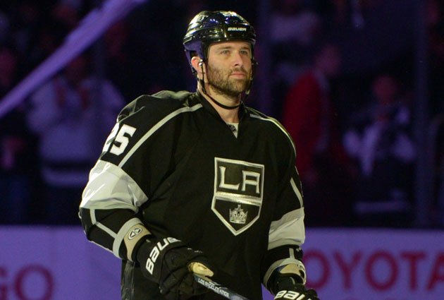 Dustin Penner had two goals in the regular season, three in the playoffs. (USATSI)