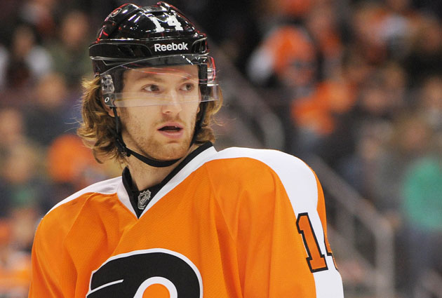 As a rookie Couturier had 13 goals, 14 assists. (USATSI)