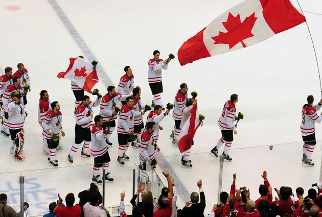 Canada will look to defend its gold medal from the 2010 Games. (USATSI)