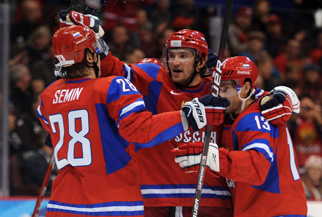 Semin, Ovechkin and Datsyuk are all on the invitee list. (USATSI)