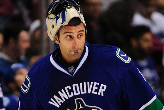 Luongo still has the same sweater but a new agent. (USATSI)