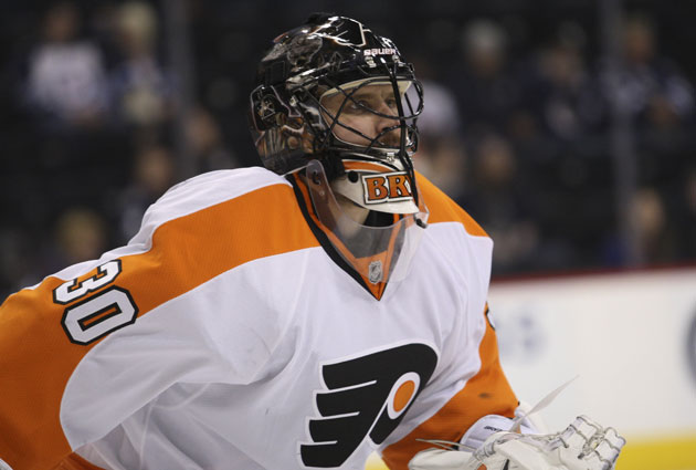 Ilya Bryzgalov spent the past two seasons in Philadelphia. (USATSI)