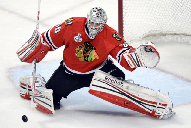 Nhl Wants To Further Scale Back Size Of Goalie Equipment Cbssports Com