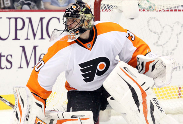 Ilya Bryzgalov has remained without a gig since the Flyers bought him out. (USATSI)