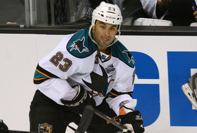 Scott Gomez played in San Jose last season after being bought out by Montreal. (USATSI)