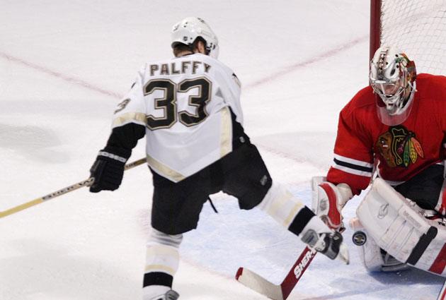 Ziggy Palffy played his final NHL season with Pittsburgh. (USATSI)