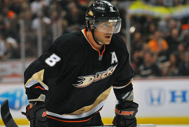 Selanne had 12 goals, 12 assists last season in Anaheim. (USATSI)