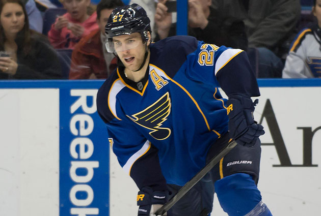 Pietrangelo needs a new deal before he can join the Blues again. (USATSI)