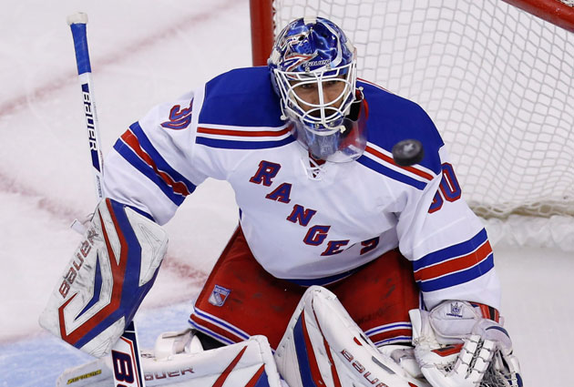 Lundqvist had a .926 save percentage and 2.05 goals against average last season. (USATSI)
