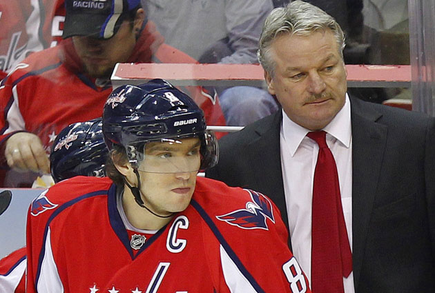 Ovechkin and Hunter were on the same team in a way for a short while in DC. (USATSI)