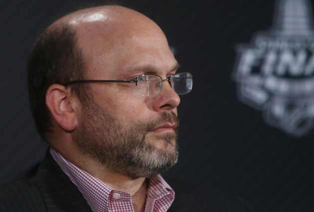 Peter Chiarelli has been the GM in Boston since May of 2006. (USATSI)