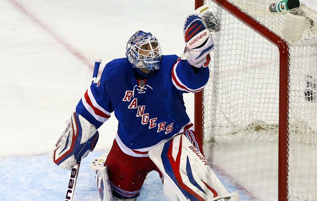Henrik Lundqvist is entering the final season of his contract. (USATSI)