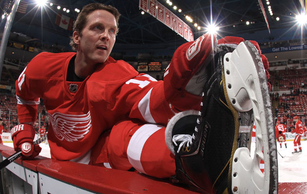 Dan Cleary will be joining Philly for three seasons. (Getty Images)