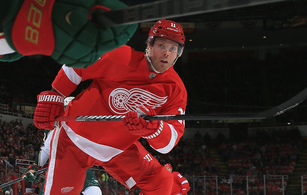 In the end, Cleary just couldn't leave Detroit. (Getty Images)