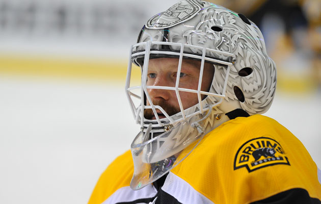 In Thomas' last season he had a .920 save percentage and 2.36 GAA. (Getty Images)
