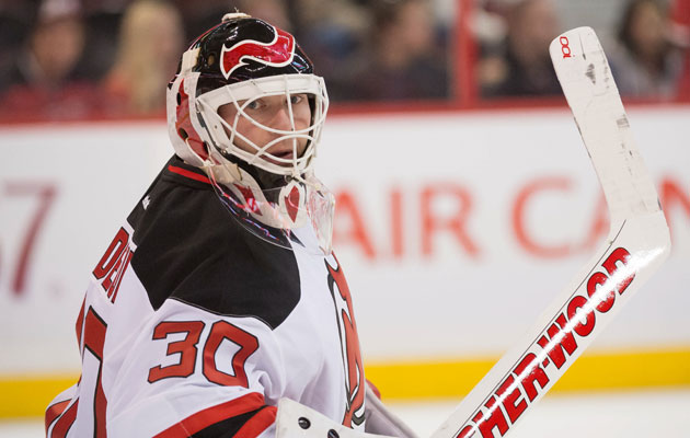 Brodeur had a .901 save percentage last season to Schneider's .927. (USATSI)