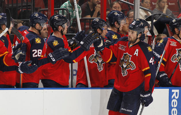 Florida's hockey franchise might be changing hands again. (Getty Images)