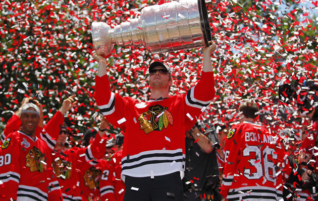 The Hawks will seek to defend their Cup for the second time in four years. (USATSI)