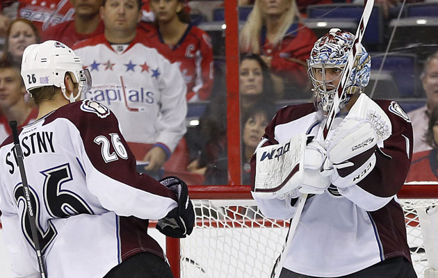 Varlamov hasn't given up more than one goal in a game yet this season. (USATSI)