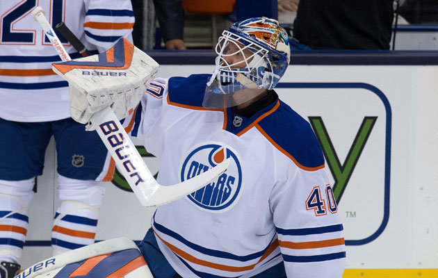 Dubnyk has come under fire for a slow start. (USATSI)