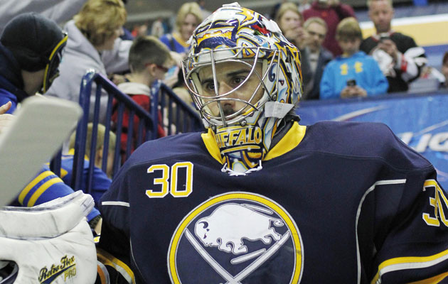 Miller had a .939 save percentage in five games this season. (USATSI)