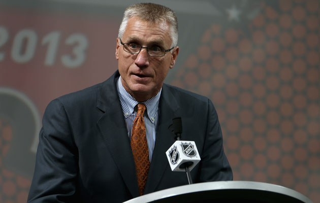 Holmgren has been on the job in Philly since 2007. (Getty Images)