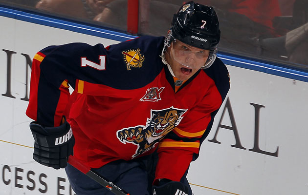 Kulikov has no points and is a minus-4 in nine games this season. (Getty Images)