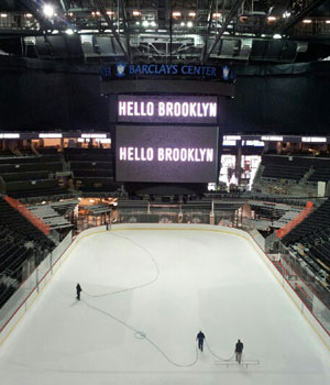 Islanders To Brooklyn Barclays Center Could Have An Interesting