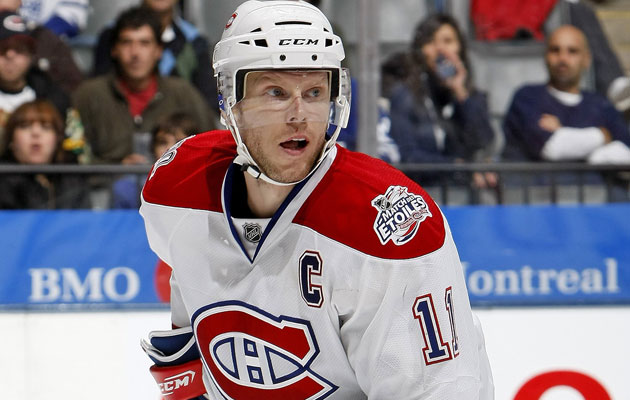 Koivu was a Hab for a long time, sporting the C for a while too. (Getty Images)