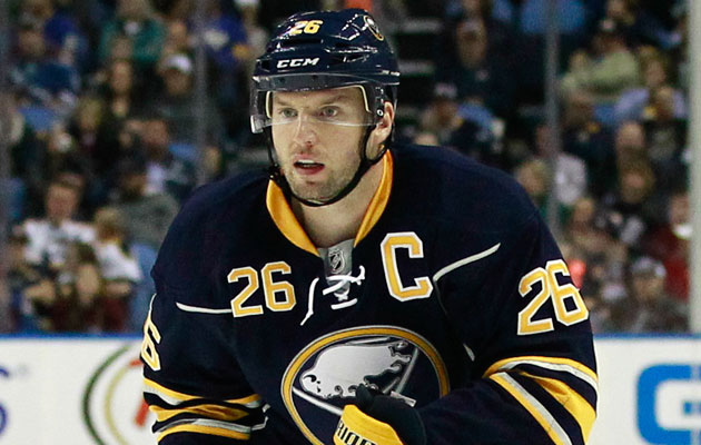 Vanek had four goals and five assists before the trade. (USATSI)