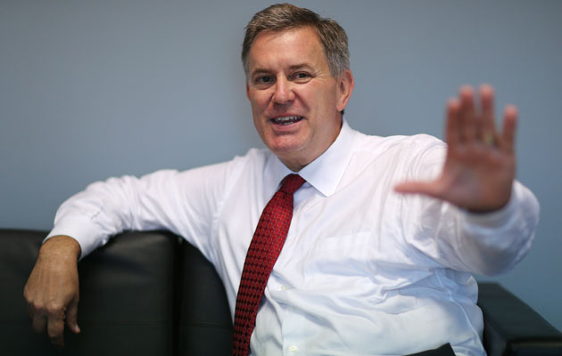 Leiweke doesn't see Toronto getting another NHL team soon. (Getty Images)
