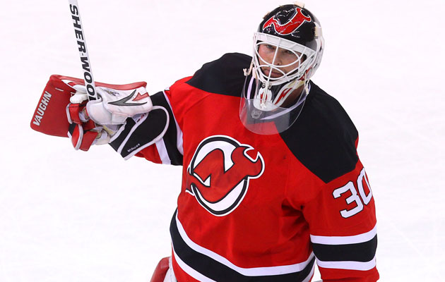 Brodeur has been in the New Jersey crease since 1991. (USATSI)
