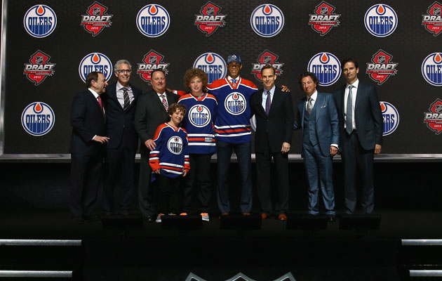Craig MacTavish will look at the value of Edmonton's top pick. (Getty Images)