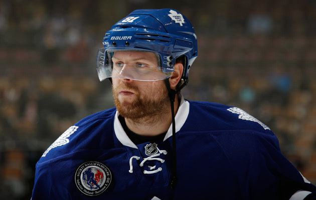 Kessel has a team-high 10 goals in 20 games. (Getty Images)