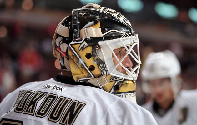 Vokoun is hoping he'l be able to return this season. (USATSI)