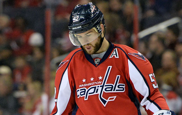 Green racked up 18 PIM in less than 12 minutes of game action. (Getty Images)