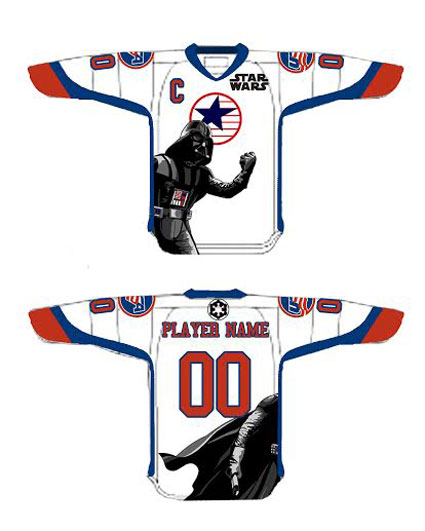 US National U-18 Team To Wear Darth Vader 'Star Wars' Jerseys