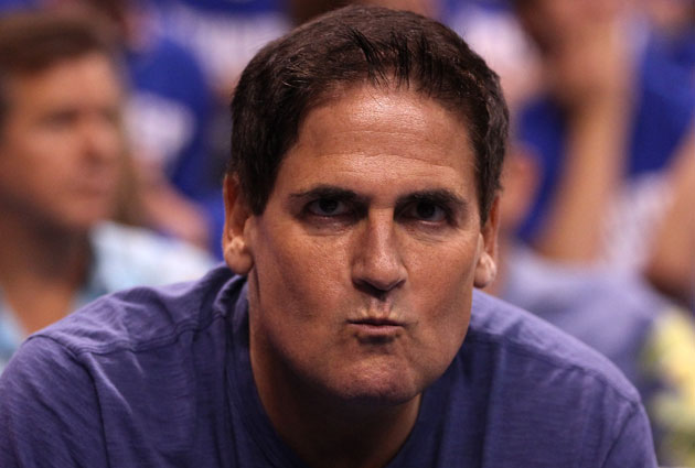 Mark Cuban isn't sold on tanking working.  (USATSI)
