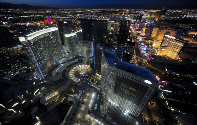 Vegas in the NHL? It could happen. (Getty Images)