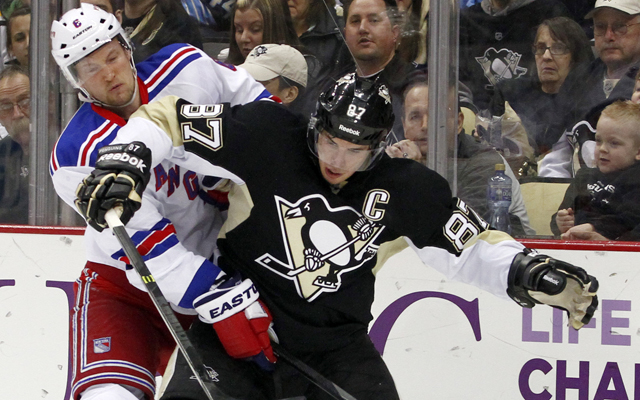 Pittsburgh and New York split the regular-season series. (Getty Images)