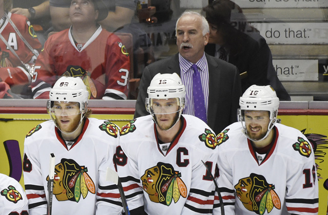 2015 Stanley Cup Final: 5 things to know about the Chicago Blackhawks