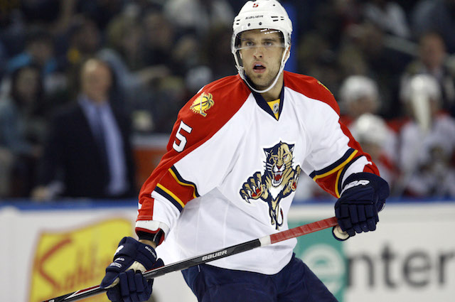 Florida Panthers defenseman Aaron Ekblad will play in the 2015 NHL All-Star Game. (USATSI)